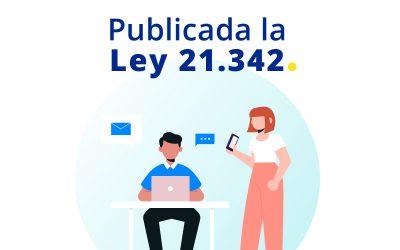 Ley 21.342